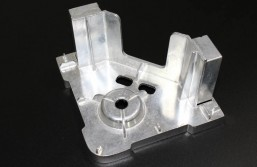 Pressure Die Casted Parts in Raw Finish