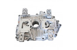 Pressure Die Casting Service for Aluminum Die Casting Aluminum Cover in Raw Finish