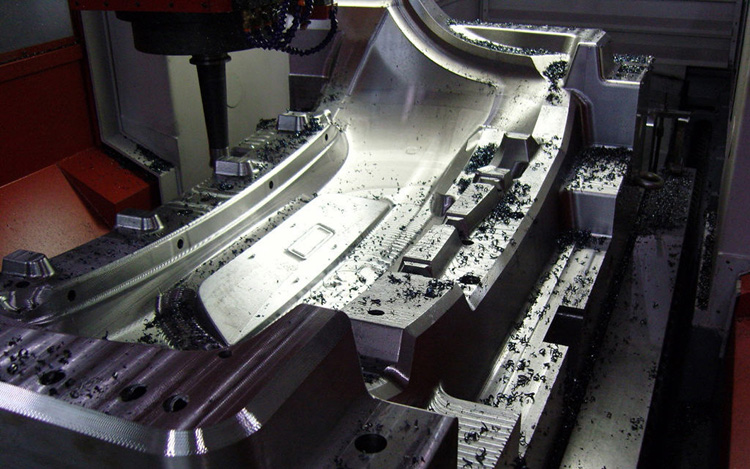 Rapid tooling China