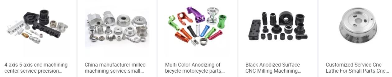 Color Aluminum Anodizing